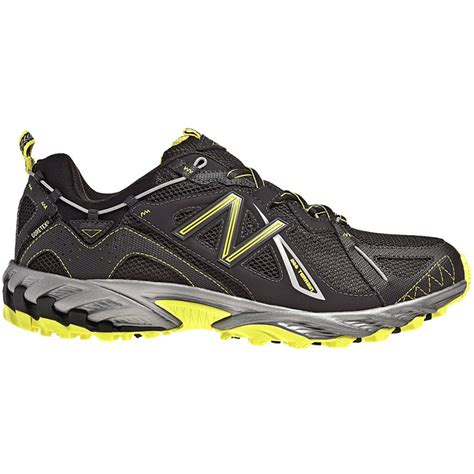 new balance trail running shoes 610 bike24 new balance mt 610 gtx trail running shoe black