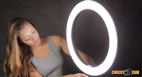 Ring Light Photography by Ephoto R640 18 Quot Led Ring Light Giveaway Cheesycam