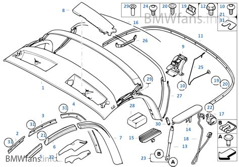 2003 bmw z4 convertible parts diagram 2003 free engine image for user manual download