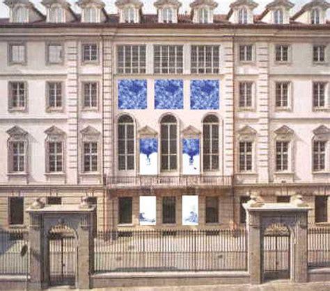 Luisa Degli Specchi by Outside Palazzo Bricherasio Torino