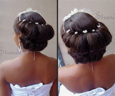 50 superb black wedding hairstyles natural updo 50 superb black wedding hairstyles wedding updo updo