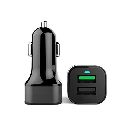 Charger Handphone Samsung 30w charge 3 0 usb and 1 port 2 4a usb car power charger for lg v20 g5 htc 10 a9 hp