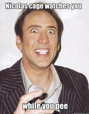 What Movie Is The Nicolas Cage Meme From