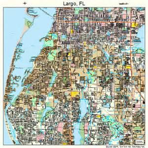 largo florida map 1239425