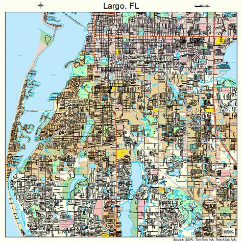 map of largo florida largo fl pictures posters news and on your