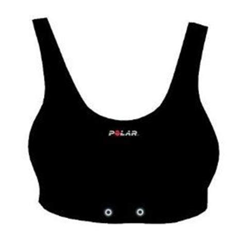 Sport Bra Hearts 29 polar cardio sports bra for rate monitors