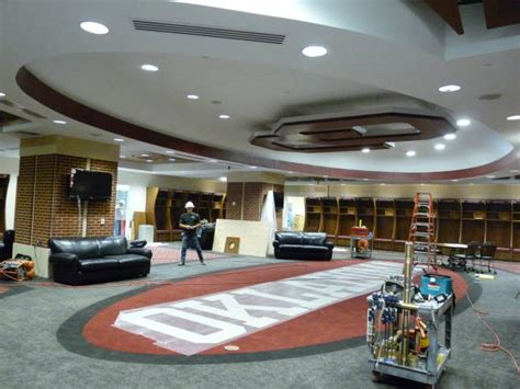 Oklahoma Football Locker Room by Drc Littrell Unt Getting Creative To Fill Out Depleted Roster Page 2 Green Football