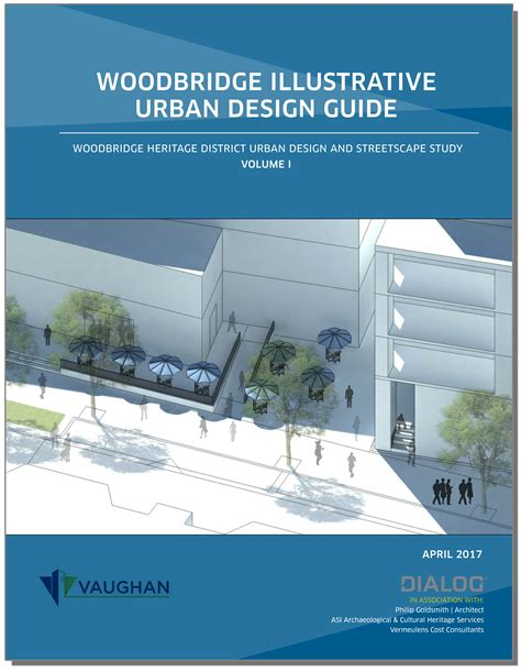 urban design brief terms of reference urban design guidelines terms of reference woodbridge