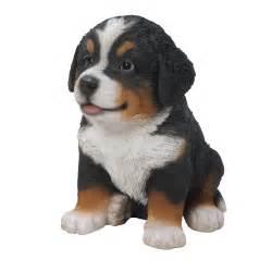 hi line gift ltd bernese mountain dog puppy statue amp reviews wayfair