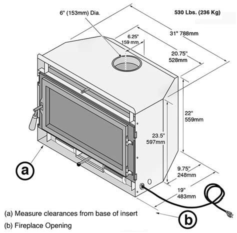 discount stove large flush wood hybrid fyre discount