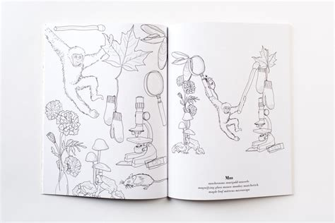print your own coloring book the curious abcs bookmobile