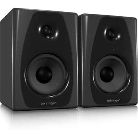 Speaker Aktif Monitor Behringer Studio 50 Usb Original studio 50 usb reference studio monitor speakers behringer from inta audio uk
