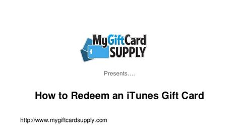 I Redeemed Itunes Gift Card How To Use It - how to redeem an itunes gift card from itunes