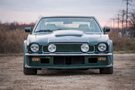 Aston Martin Vantage V8 by 1987 Aston Martin V8 Vantage X Pack