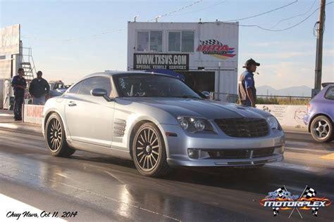 Chrysler Crossfire 0 60 by 2005 Chrysler Crossfire Srt 6 1 4 Mile Drag Racing