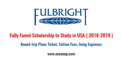 Scholarships For Graduate Students 2018 2019 Mba fulbright graduate scholarship student fellowships 2018