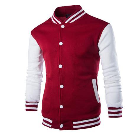 New Arrival Jaket Varsity Baseball Polos Banyak Warna Harga cheap baseball jackets coat nj