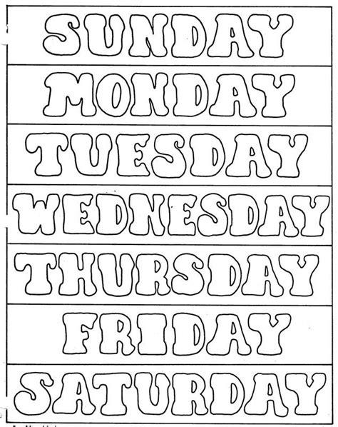 week 7 suprasegmental activities ef education first 90 best days of the week images on pinterest calendar