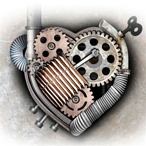 mechanical heart 171 xray dreams