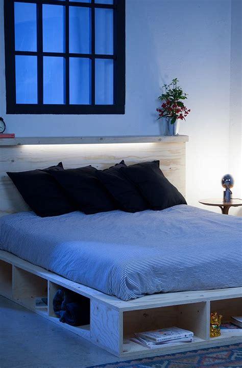 Stauraum Bett Selber Bauen by Die Besten 25 Podestbett Ideen Auf Ikea
