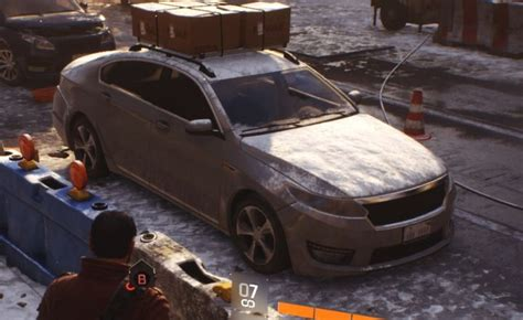 Topi Trucker Tom Clancy S The Division 02 Warna the division vehicles vehicle ideas