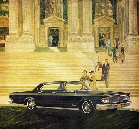 chrysler advertising chrysler advertising caign 1964 engineered better