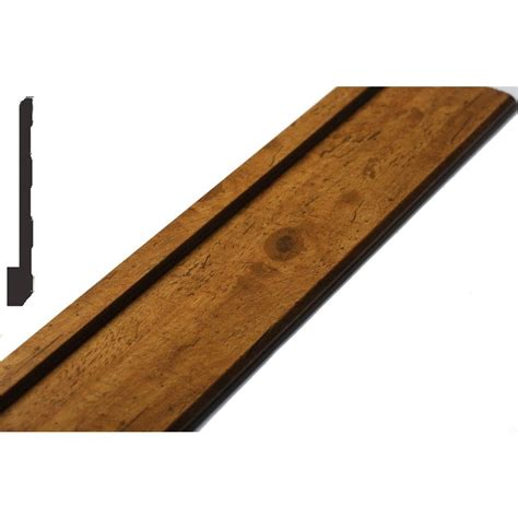Window Sill Wood Moulding Forever Mouldings 3 4 In X 5 1 2 In X 96 In Barn Wood
