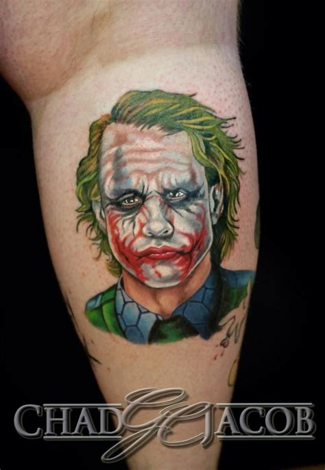 joker tattoo inked magazine 81 best tattoo d lifestyle at the movies tattoos images on