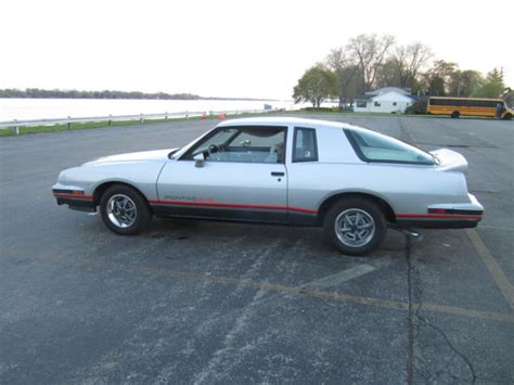 1986 Pontiac 2 2 For Sale 1986 Pontiac 2 2 Aerocoupe For Sale Photos Technical