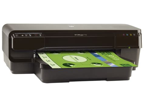 Tinta Printer Hp Officejet 7110 Impresora Eprint De Formato Ancho Hp Officejet 7110 Cr768a