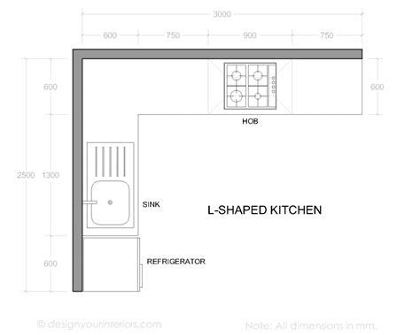 simple kitchen floor plans simple kitchen floor plans 8499