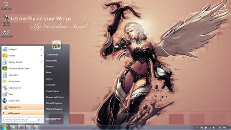 anime girls 24 windows 7 theme by windowsthemes on deviantart anime girls w 7 windows 7 theme by windowsthemes on deviantart