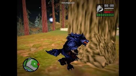 mod gta 5 rpg gta sa werewolf mod rpg youtube