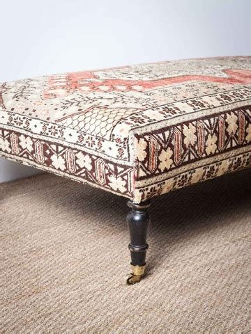 Narrow Ottoman 17 Best Images About Narrow Entry Tables On Runners Ottomans And Crate And Barrel