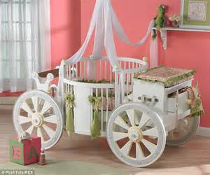 Custom Made Baby Cribs by How Your Child Can Sleep In A 163 30 000 Custom Made Cot