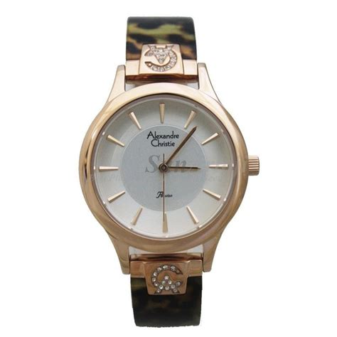Jam Tangan Wanita Alexandre Christie Original New Model jam tangan original alexandre christie ac 2537lh collection