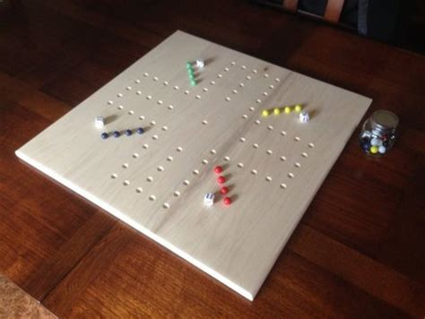 aggravation template wahoo aggravation board by ncc123 lumberjocks