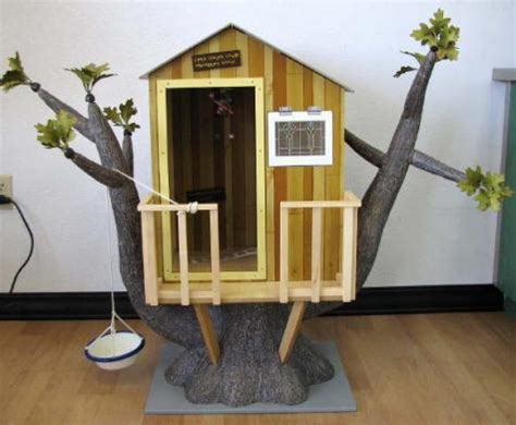 tree house kits to buy american girl pleasant co kit kittredge treehouse tree house retired ebay