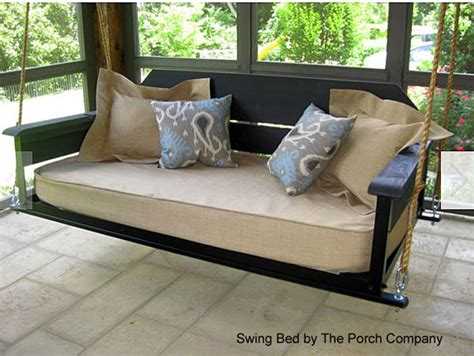 swinging beds online front porch appeal newsletter may 2015 extended spring