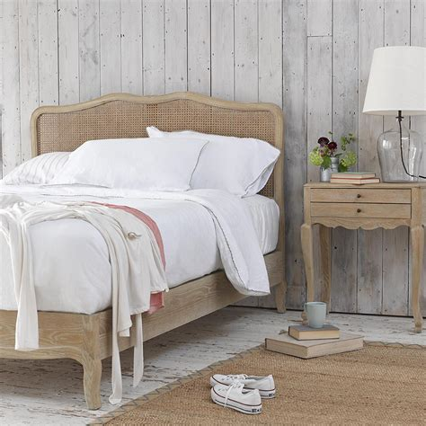 photo headboard margot bed rattan french bed loaf