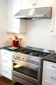 soapstone counters with subway tile backsplash