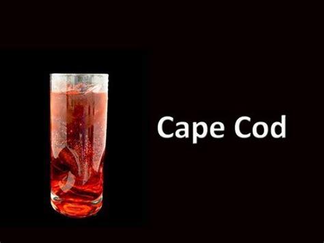 cape cod bartending school cape cod cocktail drink recipe