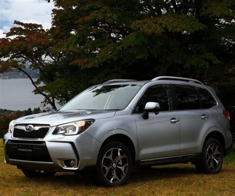subaru forester 2018 colors 2018 subaru forester redesign release date changes