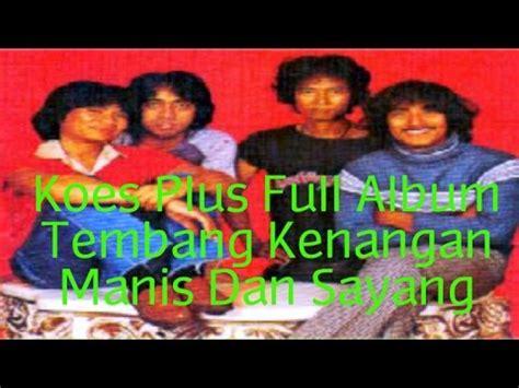 Cd Original Obbie Mesakh 30 Karya Emas koes plus album melayu koes plus senandung melayu koes plus