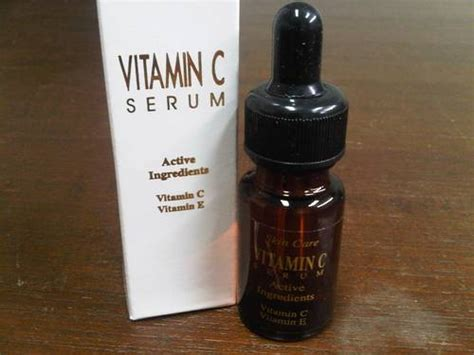Serum Vitamin C Dan Kolagen fabfashop serum vitamin c dan e