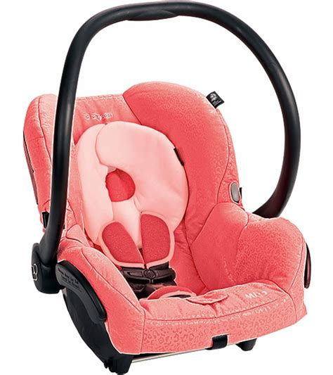 pink car seat maxi cosi mico infant car seat leopard pink