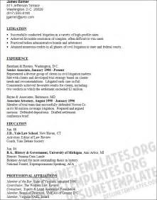 Attorney Resume Template Attorney Resume Template Highlight Your Attorney