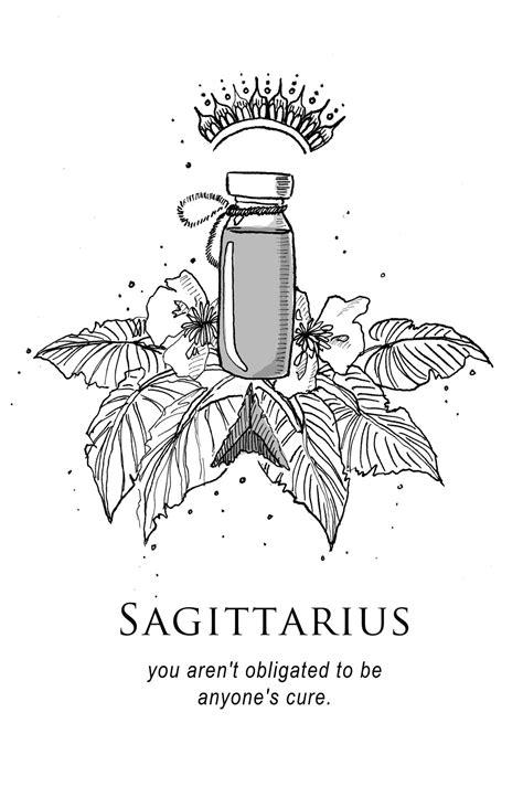 sagittarius tattoo tumblr illustration sh zodiac insects artists on