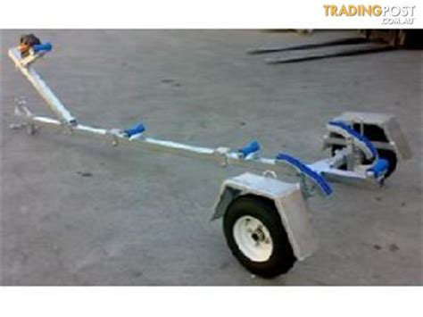used boat trailers trading post seatrail folding boat trailer for sale in hemmant qld