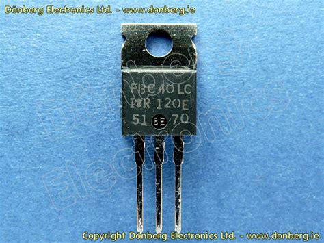katalog transistor fet halbleiter irfbc40 irf bc40 n fet 600v 6 2a 125w 1r2